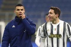 Ronaldo muốn MU 'đột kích' cuỗm Chiesa từ Juventus