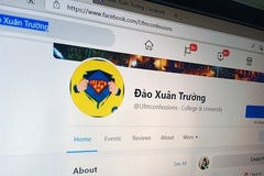 Vietnamese universities' fanpages renamed due to Facebook's vulnerability