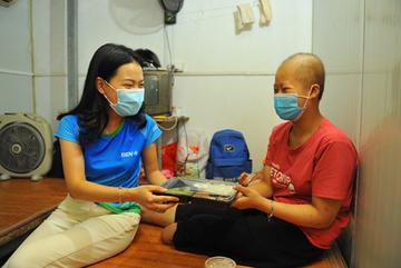 BIDV trao 18.000 suất cơm đến người dân khó khăn Hà Nội