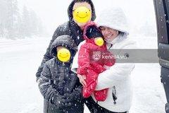 Rò rỉ ảnh gia đình của con gái Phi Nhung tại Mỹ, 2 cháu không được nhìn bà ngoại lần cuối?