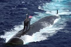Chuyên gia dự đoán vật thể tàu ngầm Mỹ đâm phải ở Biển Đông