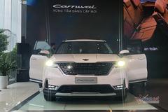 Những mẫu SUV 7 chỗ trên 1 tỷ mới ra mắt khách Việt trong năm 2021