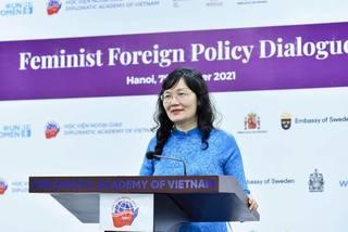 Học viện Ngoại giao tổ chức đối thoại về chính sách Ngoại giao nữ quyền