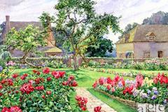 Ngôi nhà trồng đầy cần sa được giấu kín bởi vỏ bọc hoa hồng