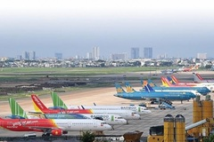 Gov't okays resumption of domestic air routes