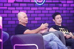 MC Long Vũ 'chặt chém' MC Anh Tuấn trên sóng truyền hình