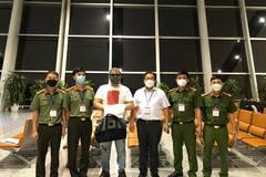 Nghi phạm người Hàn Quốc trốn truy nã quốc tế bị bắt ở Hà Nội