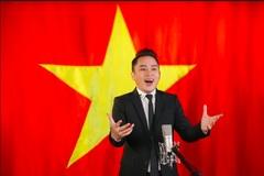 Tùng Dương không cảm thấy áp lực khi hát Quốc Ca