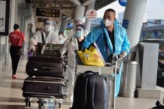 Hình ảnh ngày đầu Tân Sơn Nhất 'mở cửa' đón khách đến và đi các tỉnh