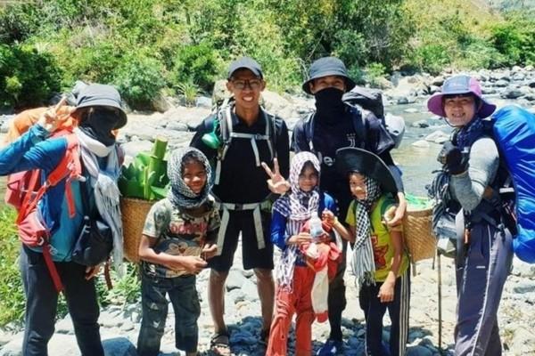 Delightful trekking route through Ta Giang