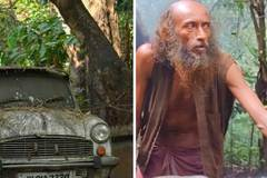 Người đàn ông sống 17 năm trong ô tô đậu giữa rừng