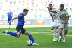 Lịch thi đấu bóng đá hôm nay 10/10: Ý đại chiến Bỉ