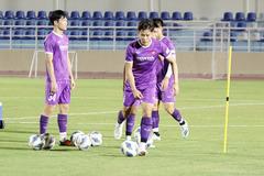Lịch thi đấu bóng đá hôm nay 12/10: Tuyển Việt Nam đấu Oman