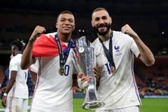 Pháp đăng quang Nations League: Giá trị của Benzema