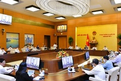 NA Standing Committee convenes fourth session in Hanoi