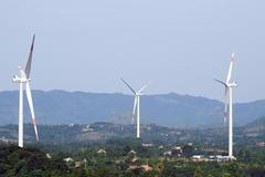 Việt Nam quy hoạch phát triển điện gió sôi nổi nhất trong khu vực