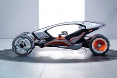 Khám phá mẫu xe ý tưởng kết hợp giữa xe máy và ô tô