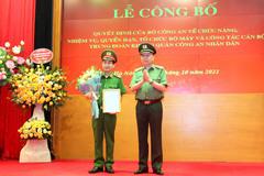 Bộ Công an ra mắt Trung đoàn Không quân Công an nhân dân