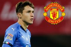 Chiesa muốn về MU, Chelsea lấy Madueke
