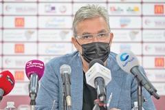 HLV Branko Ivankovic: Oman không dễ thắng Việt Nam
