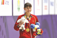 Swimmer Anh Vien urged not to retire before SEA Games