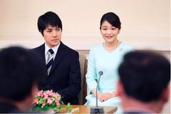Người Nhật biểu tình, phản đối đám cưới của Công chúa Mako