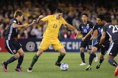 Nhật Bản vs Australia: Mệnh lệnh phải thắng