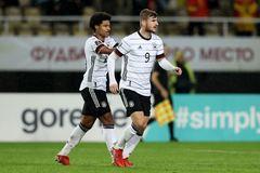Werner lập cú đúp, Đức đoạt vé đầu tiên dự World Cup 2022