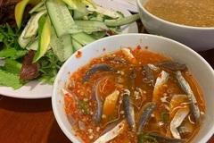 Đặc sản cá trích 'ăn tươi nuốt sống' nổi tiếng ở Đà Nẵng