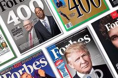 40 năm, tài sản của 400 người giàu nhất nước Mỹ tăng gấp 50 lần