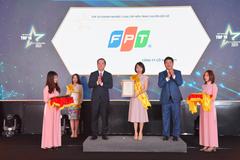 FPT nhận 7 giải Top 10 doanh nghiệp CNTT Việt Nam 2021