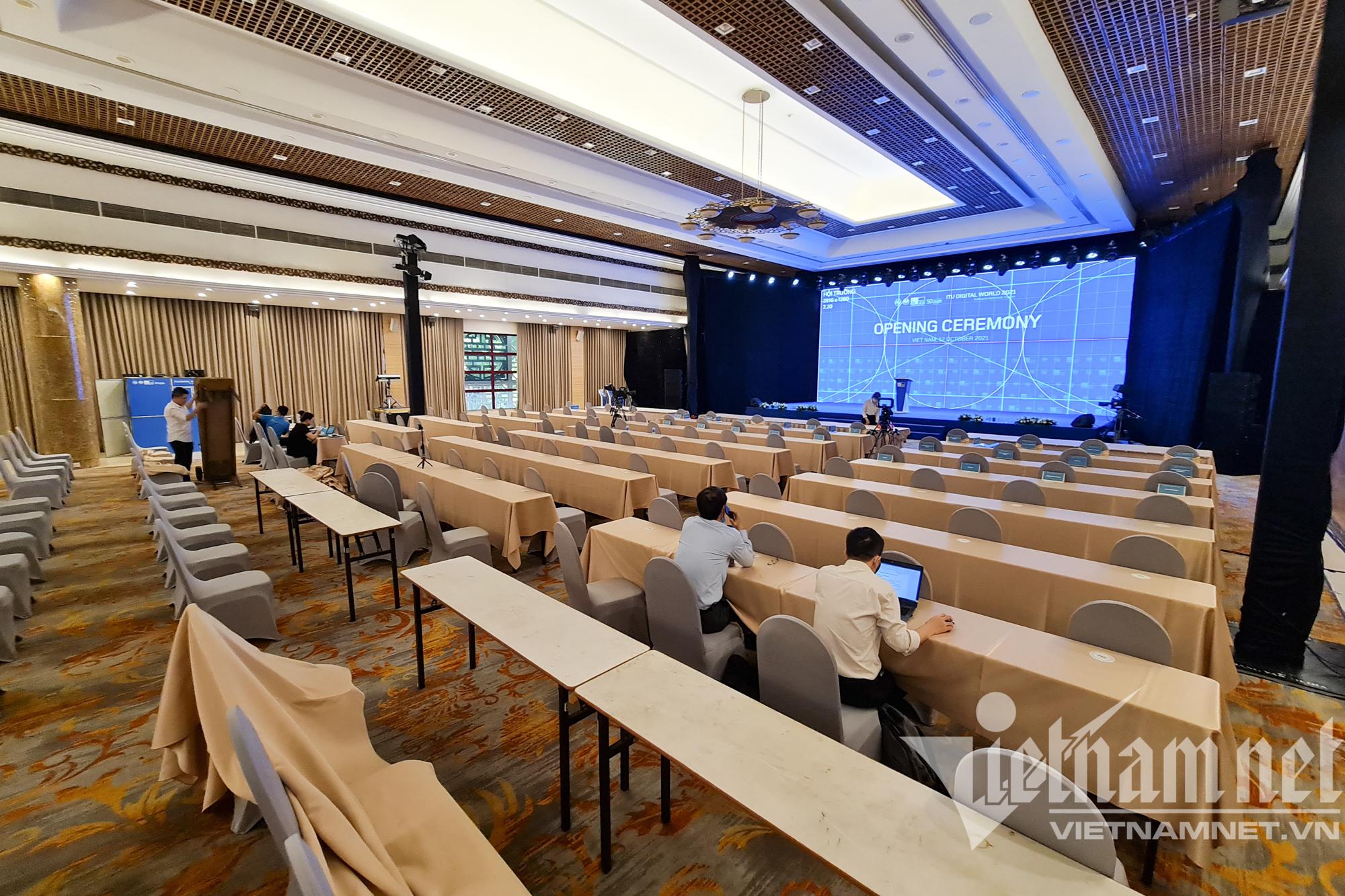 Việt Nam đã sẵn sàng cho lễ khai mạc ITU Digital World 2021