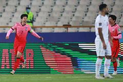 Son Heung-min 'nổ súng', Hàn Quốc bị Iran cưa điểm