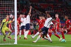Tuyển Anh bị Hungary cưa điểm ngay tại Wembley
