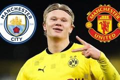 Man City đi trước MU, đàm phán ký Haaland tháng 1/2022