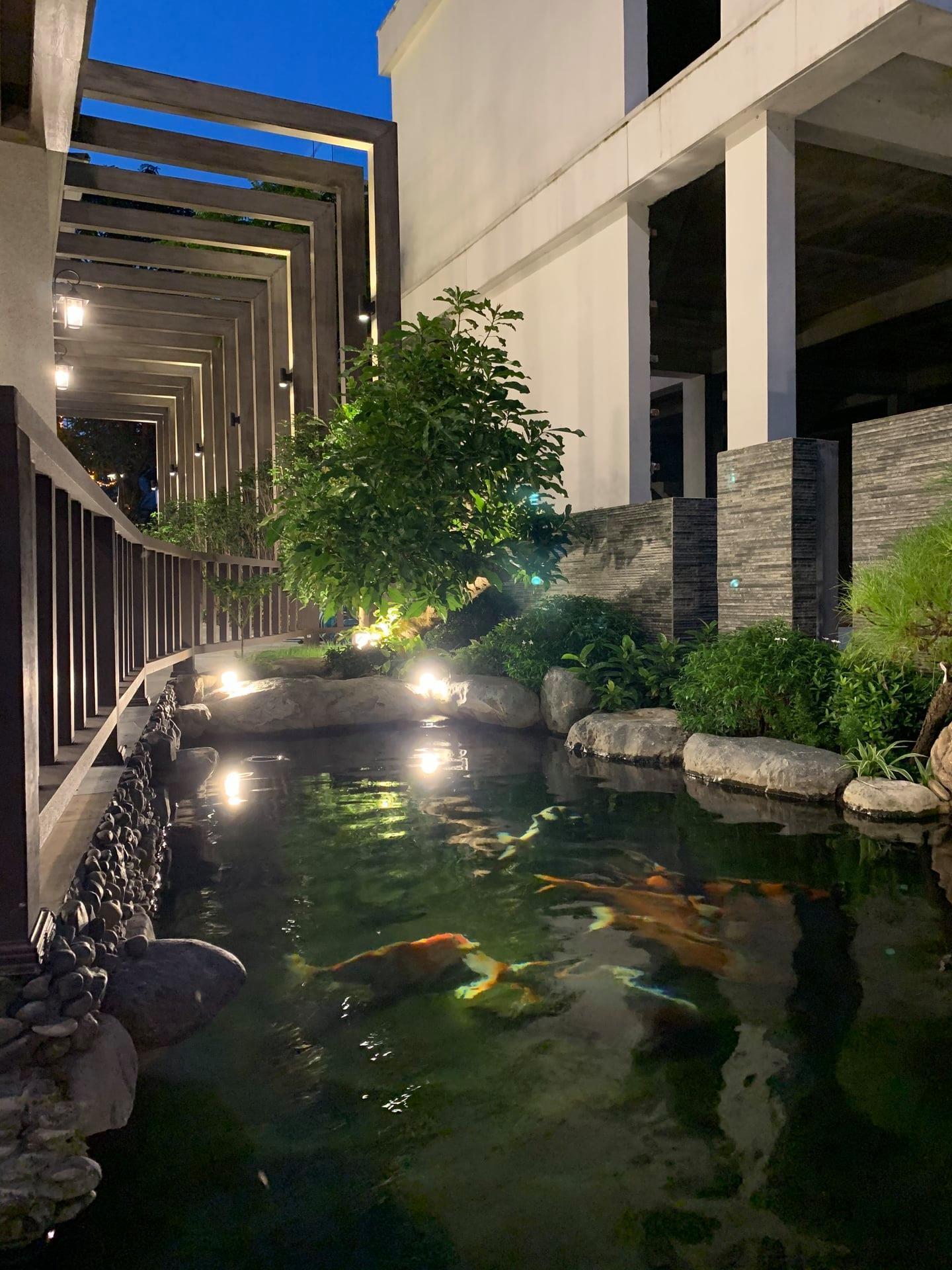 Biệt thự đảo 300m2 ở Hà Nội gây ấn tượng mạnh với phong cách đồng quê nước Mỹ