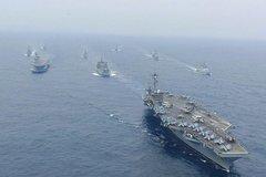 Ấn Độ và đồng minh tập trận rầm rộ ở Vịnh Bengal