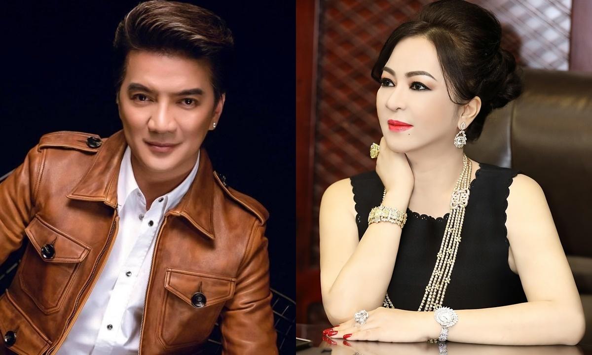 Đàm Vĩnh Hưng làm việc với công an về đơn tố cáo bà Nguyễn Phương Hằng