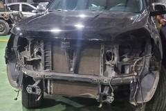 Đầu thú sau chạy xe 90km/h gây tai nạn ở Hà Nội