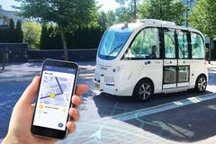 Khu đô thị thông minh trên nền tảng gắn kết giao thông công cộng