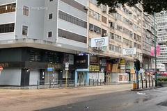 Bão Kompasu hoành hành, toàn Hong Kong 'đóng cửa'