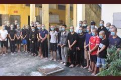 Khởi tố 29 thanh niên cầm hung khí hỗn chiến ở Quảng Ninh