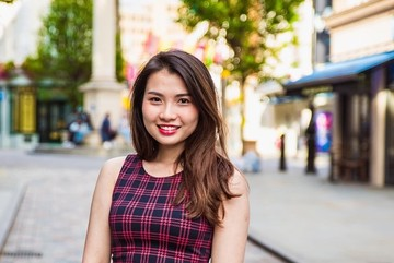 Cô gái từ 'phố núi' tới đại học danh tiếng bậc nhất nước Anh
