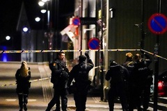 Tấn công bằng cung tên ở Na Uy, nhiều người thương vong