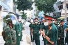 Bộ đội Quân khu 7 giúp dân chống dịch, làm nhiều việc chưa từng làm