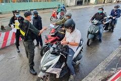 Đồng Nai chưa cho phép người đi xe máy qua lại TP.HCM