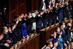 Nhật Bản giải tán quốc hội, chuẩn bị tổng tuyển cử