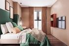 Phong cách Color block cho căn hộ nhỏ - phá tan sự tẻ nhạt của cuộc sống