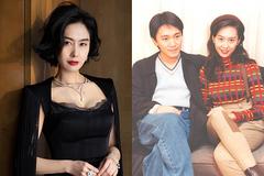 Chu Ân hạnh phúc tuổi 50 sau cuộc tình tai tiếng với Châu Tinh Trì