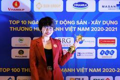 Sunshine Group vào top 10 ngành BĐS - Xây dựng thương hiệu mạnh Việt Nam